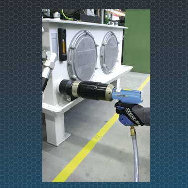 Pneumatic Torque Wrench