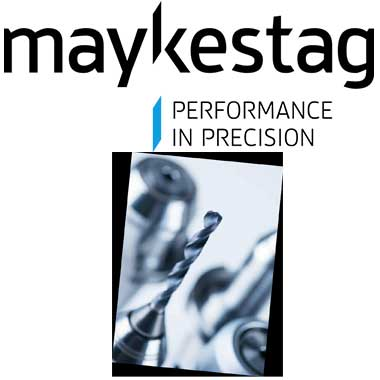 MAYKESTAG Solid carbide drills